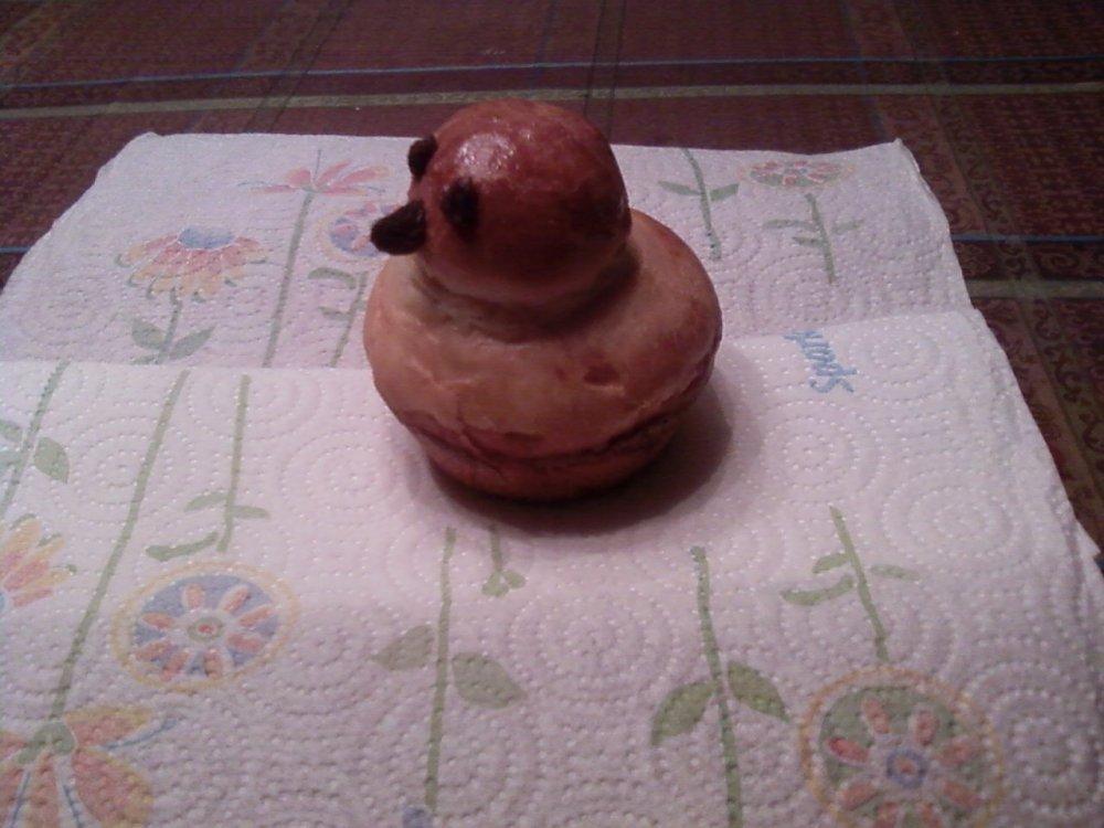 Buttery Brioche in Muffin Tins (4/4)