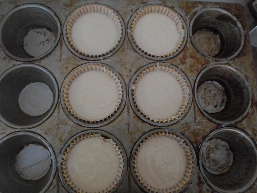 Lemon and Green Tea Cupcakes with Honey Buttercream (2/6)