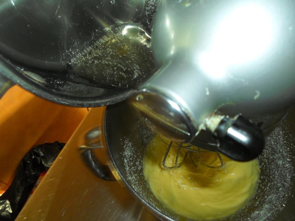 Lemon and Green Tea Cupcakes with Honey Buttercream (5/6)