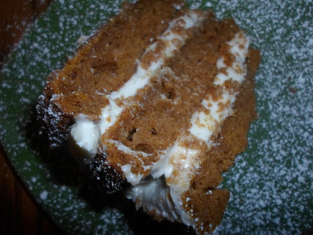 Pumpkin Spice Cake Torte (6/6)